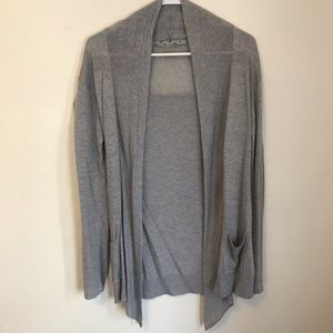 Athleta sweater cardigan